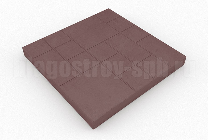 плитка шоколадка коричневая
