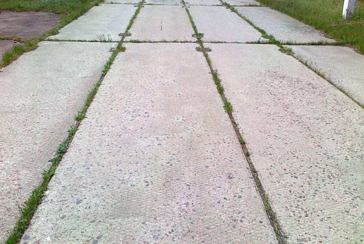 укладка дорожных плит