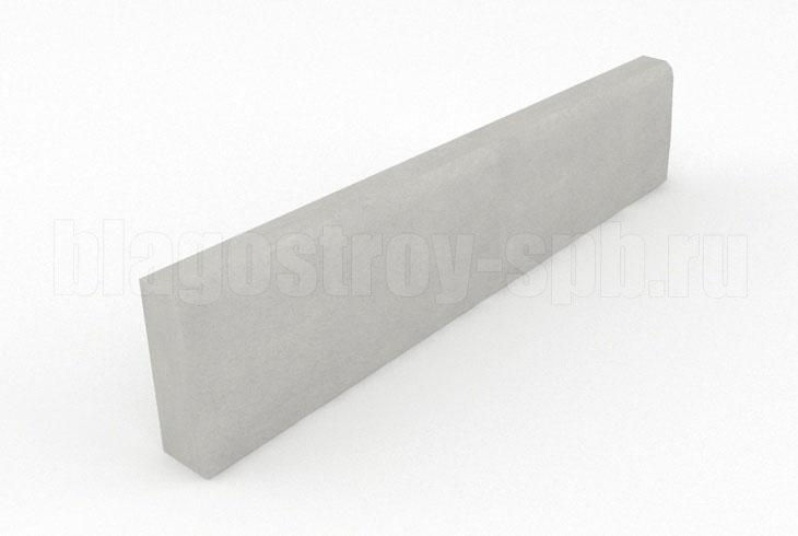 бордюр бр 100.21.7 серый