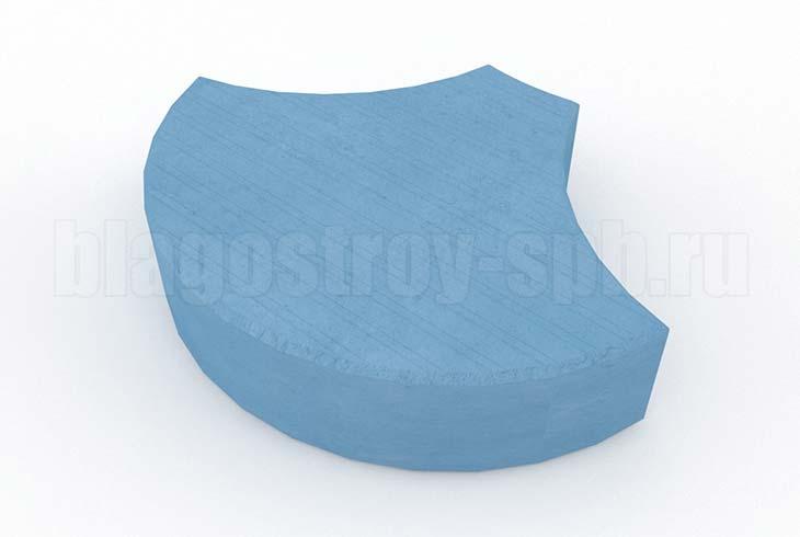 чешуя синяя