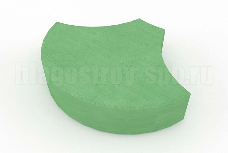 чешуя зеленая