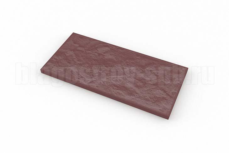 фасадная плитка фп 27.13.2 коричневый
