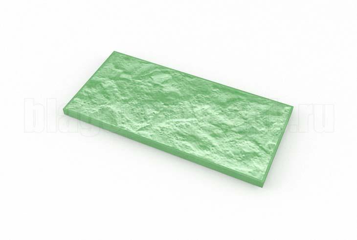 фасадная плитка фп 27.13.2 зеленый