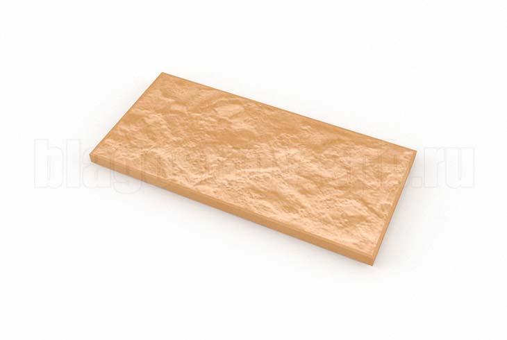 фасадная плитка фп 27.13.2 оранжевый